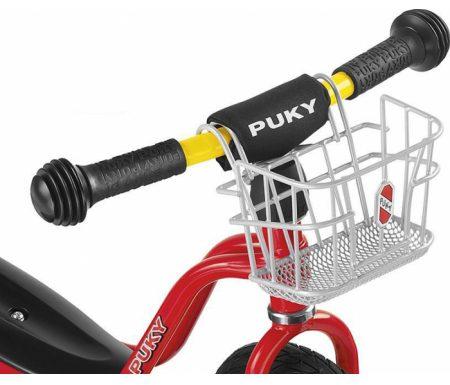 Kurv til styr for bl. a. løbecykler
