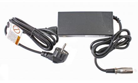 Lader til E-FLY elcykel 24 volt