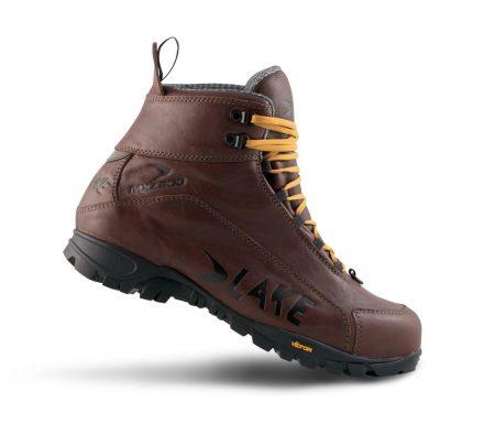 Lake MXZ200 – Allround vintercykelstøvler – Herre – Brun