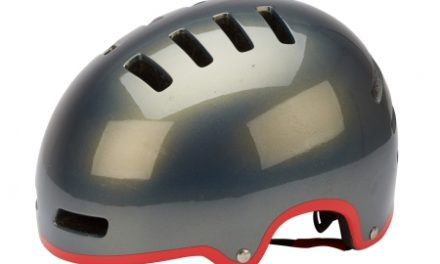 Lazer – Cykelhjelm – Armor – Grå med rød linie – 58-61 cm