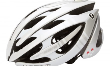 Lazer – Cykelhjelm – Genesis – Mat hvid