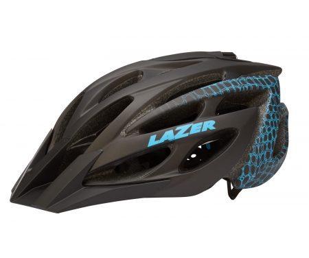 Lazer – Cykelhjelm – Jane – Sort/turkis