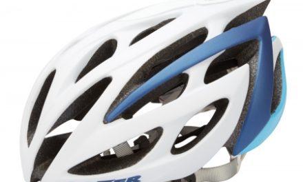 Lazer – Cykelhjelm – Monroe – Hvid/blå