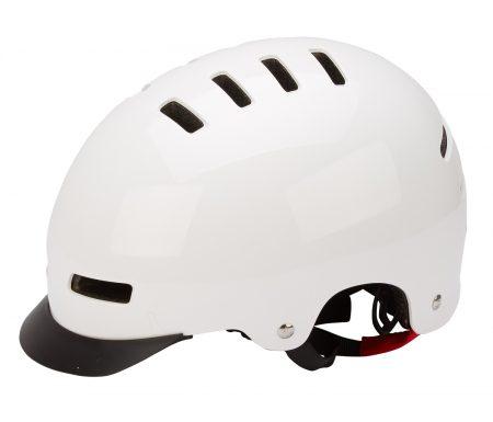Lazer – Cykelhjelm – Next+ – Hvid – 55-59 cm
