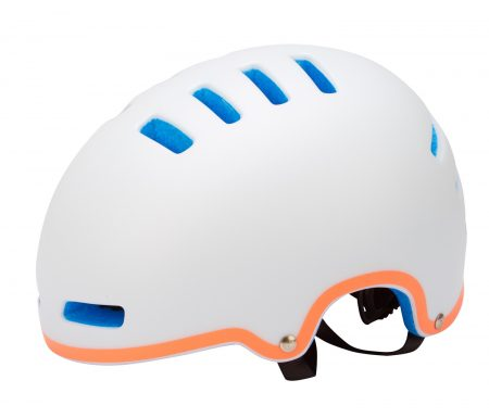 Lazer – Cykelhjelm –  Nora – Mathvid/koralblå – 55-59 cm