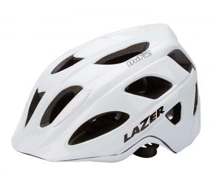 Lazer – Cykelhjelm – Nut'Z DLX – Hvid – 50-55 cm