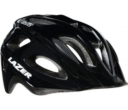 Lazer – Cykelhjelm – Nut'Z DLX – Sort – 50-55 cm