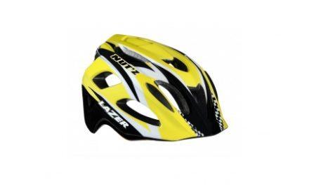Lazer – Cykelhjelm – Nut'Z Race – Gul – 50-55 cm