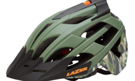Lazer – Cykelhjelm – Oasiz – Matgrøn camouflage – 55-59 cm