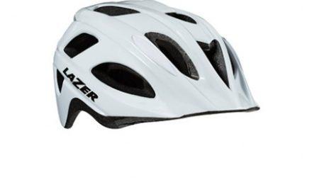 Lazer – Cykelhjelm – P'Nut – Hvid – 45-53 cm