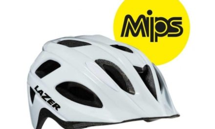 Lazer – Cykelhjelm – P'Nut MIPS – Hvid – 46-50 cm
