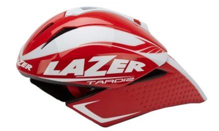 Lazer – Cykelhjelm – Tardiz Time Trial – Rød/hvid