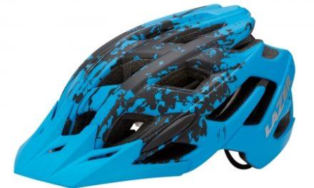Lazer – Cykelhjelm – Ultrax+ – Matblå/sort