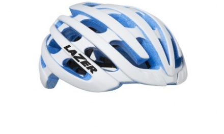 Lazer – Cykelhjelm – Z1 – Hvid/blå EPS