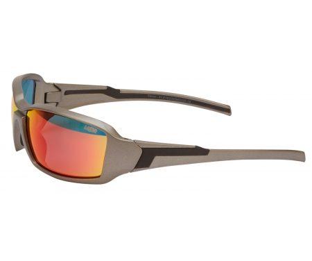 Lazer – Løbe- og Cykelbrille – Xenon X1 – Mat metalfarvet