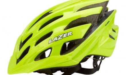 Lazer Nirvana Solid Flash – Cykelhjelm – Neongul