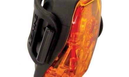 Lezyne LED Laser Drive – Baglygte – 250 Lumen – USB opladelig