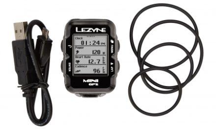 Lezyne Mini GPS – Cykelcomputer