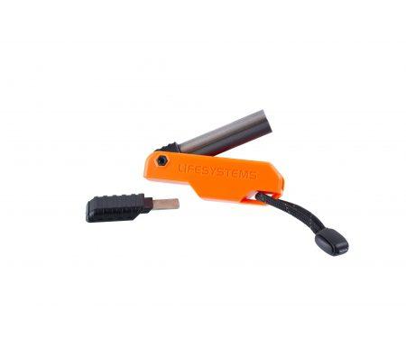 LifeSystems Dual Action Firestarter – Tændstål – Orange