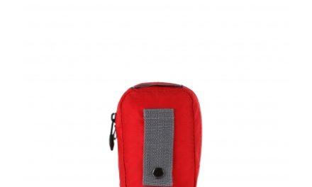 LifeSystems Pocket First Aid Kit –  Førstehjælpskit – Rød