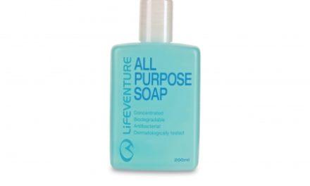 LifeVenture All Purpose Soap – Sæbe til alt – 200 ml
