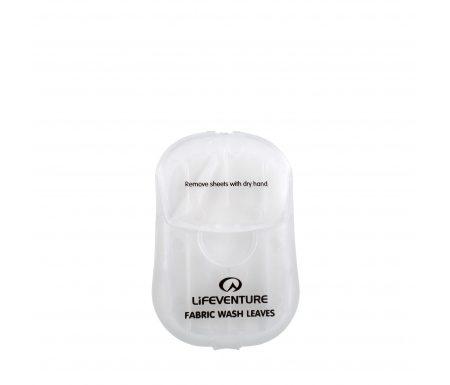 LifeVenture Fabric Wash Leaves – Sæbe servietter til tøjvask – 50 stk