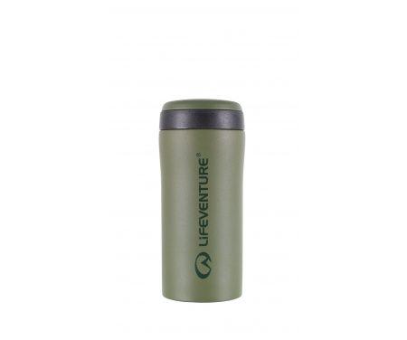 LifeVenture Thermal Mug – Termokop – 0,3 l – Mat Khaki