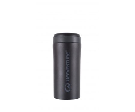 LifeVenture Thermal Mug – Termokop – 0,3 l – Mat Sort