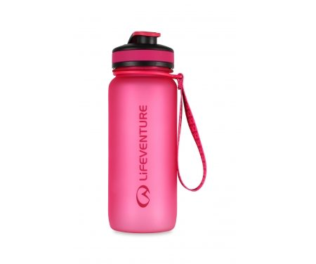 LifeVenture Tritan Bottle – Drikkeflaske – 0,65 l – Pink