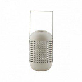 Lille Panel lanterne fra House Doctor – Grå fra House Doctor