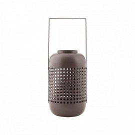 Lille Panel lanterne fra House Doctor – Lysebrun fra House Doctor