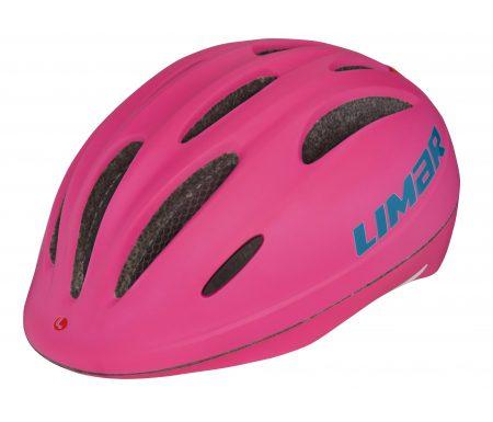 Limar – Cykelhjelm – 242 – Mat pink