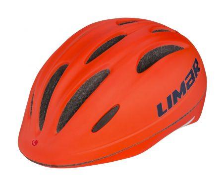 Limar – Cykelhjelm – 242 – Mat rød