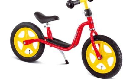 Løbecykel Puky LR 1L 35 cm Rød