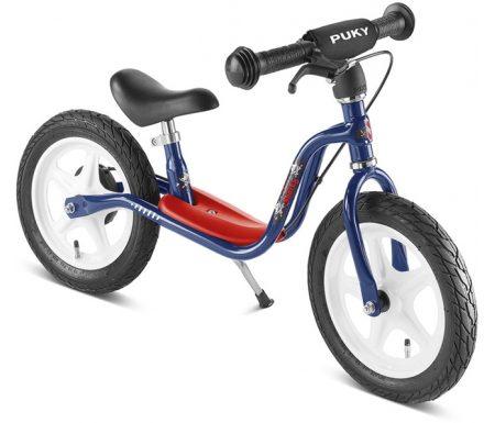 Løbecykel Puky LR 1L med bremse 35 cm Blå/Mørkeblå