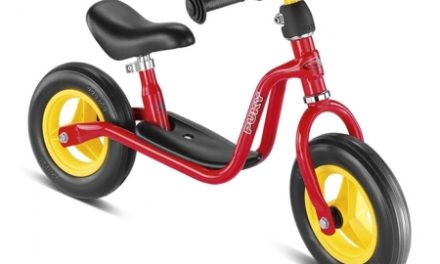 Løbecykel Puky LR M 30 cm Rød