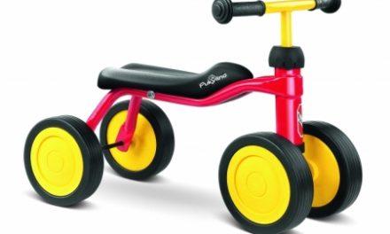 Løbecykel Puky Pukylino – fra 1 år/ 75 cm Rød