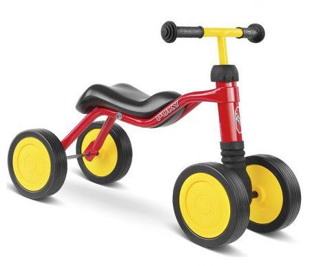 Løbecykel Puky Wutsch – fra 1,5 år/ 80 cm – Rød