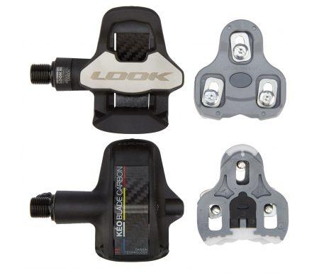 Look Keo Blade 2 Carbon –  Pedaler – 12/16 Nm – CRMO