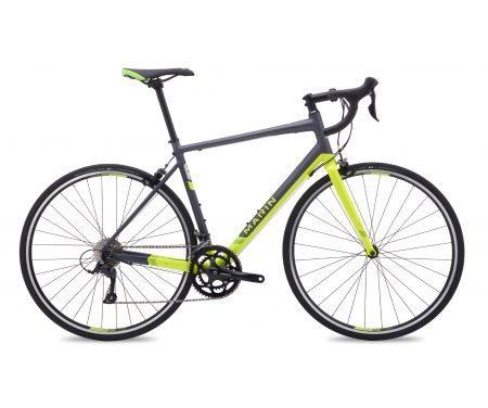 Marin Argenta Comp – Enduro racercykel – Matgrå/HiVis grøn