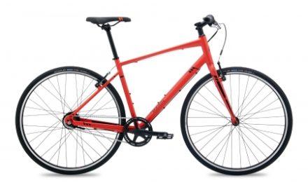 Marin Fairfax SC2 IG – Citybike – Matrød