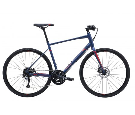 Marin Fairfax SC3 – Citybike – Matblå