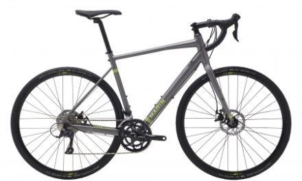 Marin Gestalt 1 – Gravel bike – Matgrå