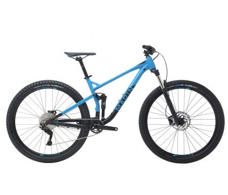 "Marin Rift Zone 1 – 29"" Fullsuspension – Matblå/sort"
