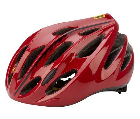 Mavic Aksium Cykelhjelm – Rød/Sort