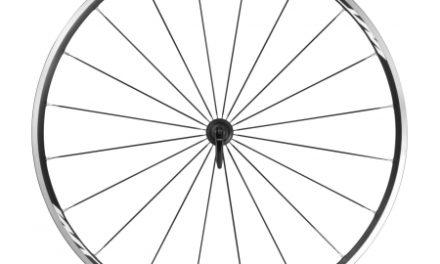 Mavic Aksium FRT – Forhjul til racercykler – Sort
