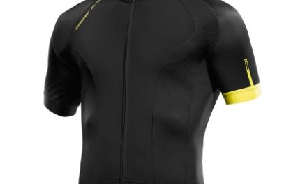 Mavic Cosmic Elite Jersey – Cykeltrøje med korte ærmer – Sort