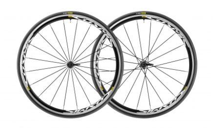 Mavic Cosmic Elite UST – Tubeless hjulsæt inkl. dæk – Sram/Shimano – 700x25c