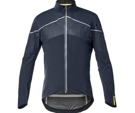 Mavic Cosmic H20 SL Jacket – Regnjakke – Herre – Blåsort