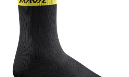 Mavic Cosmic High Sock – Cykelstrømper – Sort